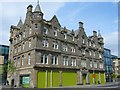NT2472 : St Cuthbert's Co-op building, Fountainbridge by kim traynor