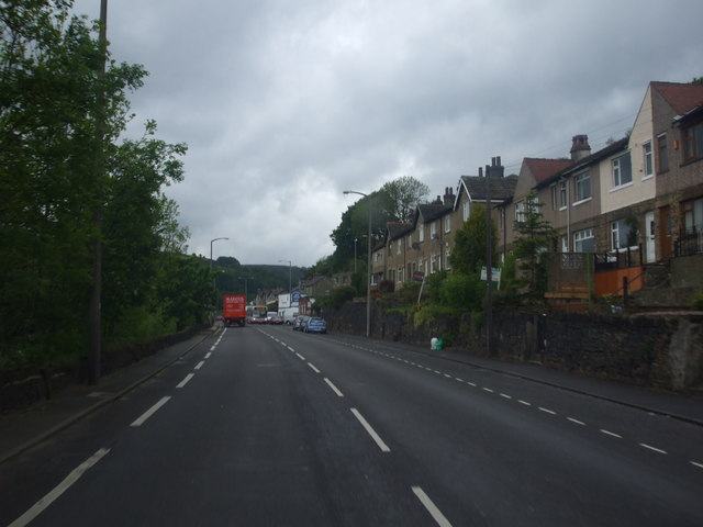 A58 road (Great Britain)