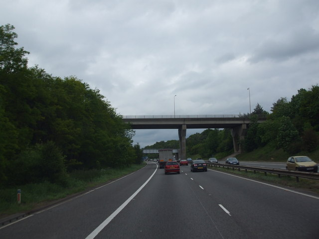 M18 Northbound