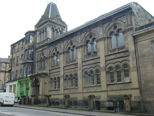 Former congregational church hope park kim traynor for 55 buckstone terrace edinburgh