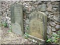 NT2672 : Old Jewish Burial Ground, Sciennes by kim traynor