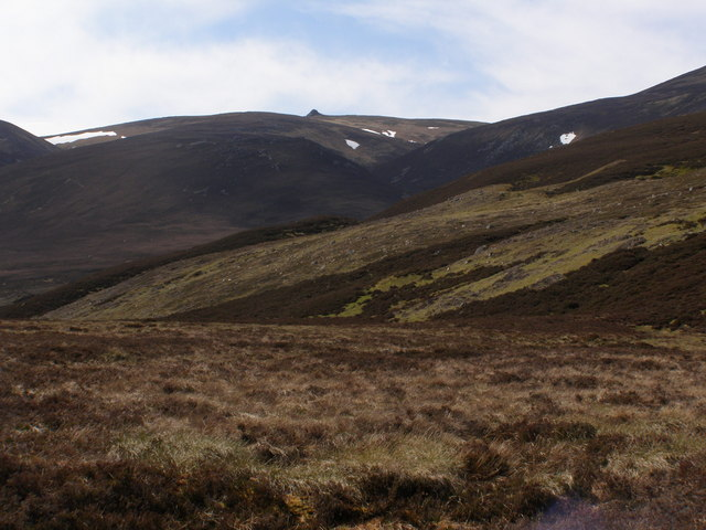 Slopes of Ben Avon
