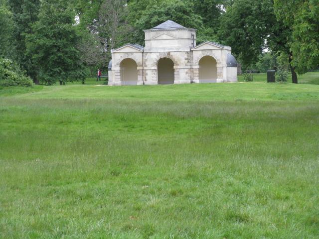Hyde Park - Temple Lodge