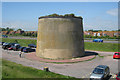 TR1029 : Martello Tower number 25, Dymchurch by Oast House Archive