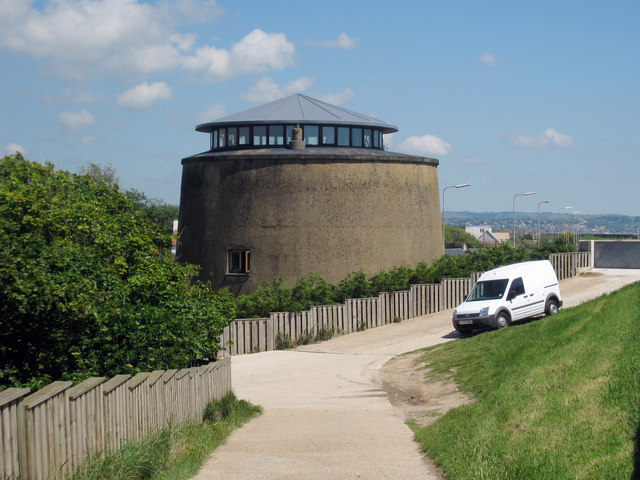 Martello Tower number 23, Dymchurch