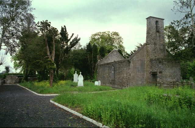 Mansfieldtown Church, Co. Louth