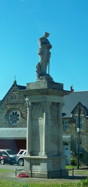 War Memorial, Billy Row