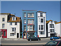 TQ8209 : 2, 3, 4 & 5 East Parade, Hastings by Oast House Archive