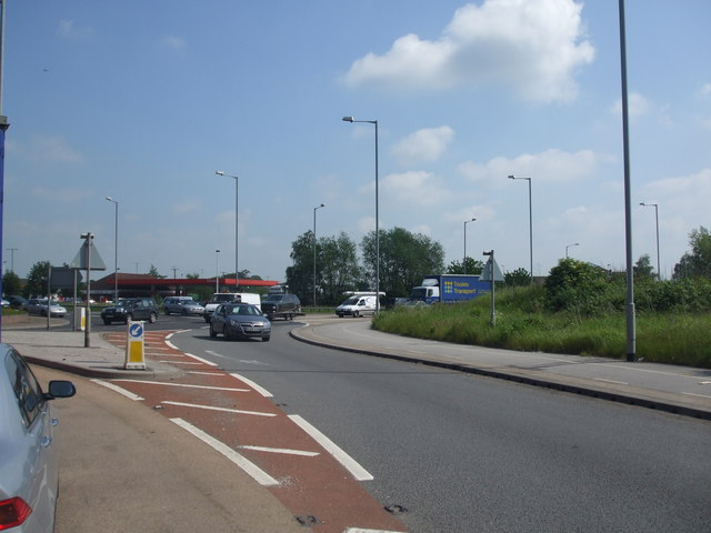 A17 ,A46 Roundabout