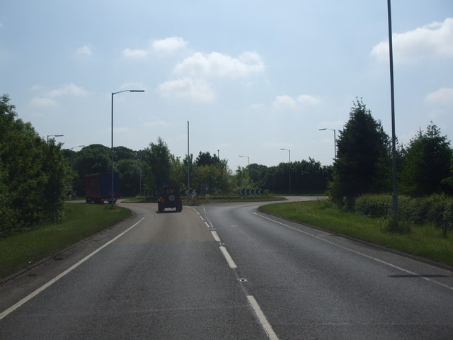A17 Coddington Moor Roundabout