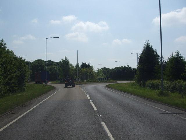 A17 Coddington Moor Roundabout