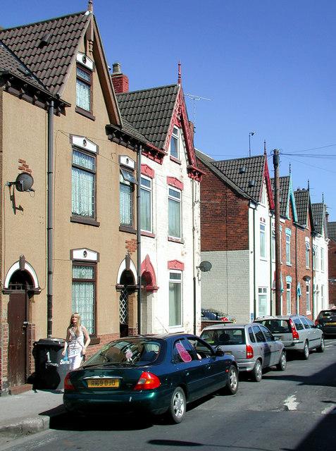 Sherburn Street, Hull