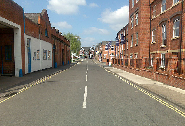 Fletcher Street, Long Eaton