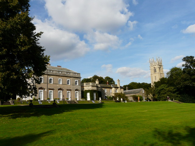 Hackthorn Hall