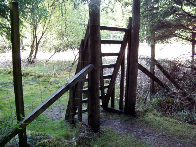 Is it a stile? Is it a gate?