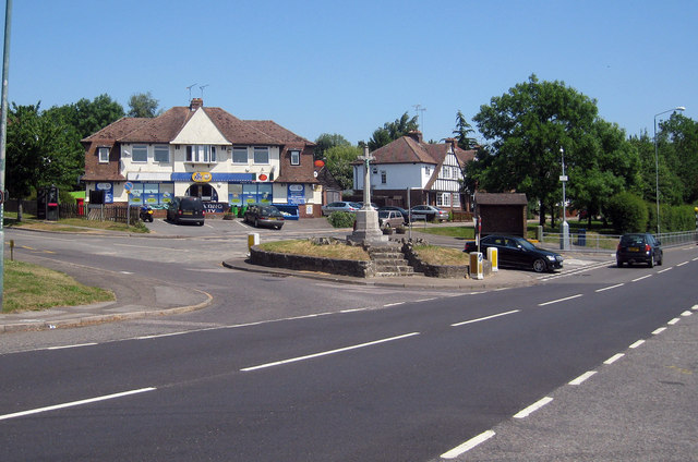 Former Trolley Bus Terminus, East Barming