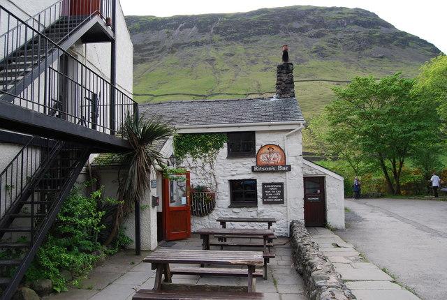 Ritson's Bar, Wasdale Head Inn, Wasdale Head