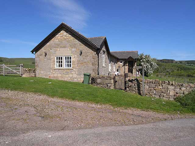 Alnham War Memorial Hall