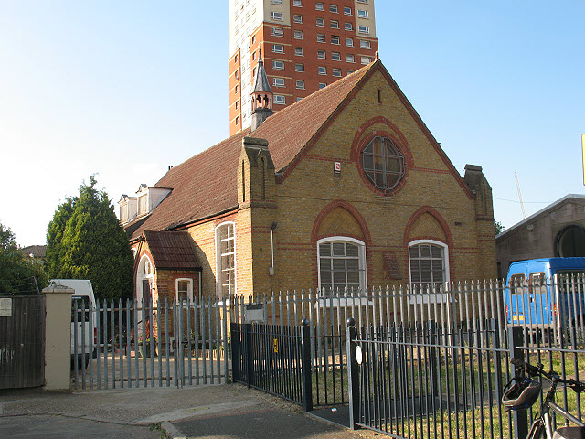 New Testament church, Bawtree Road, Deptford