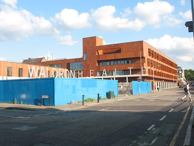 waldron health centre amersham vale stephen craven cc. Black Bedroom Furniture Sets. Home Design Ideas