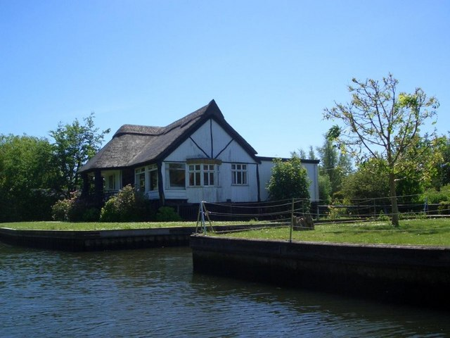 Holiday Bungalow, Wroxham