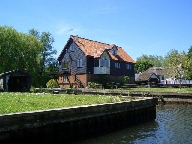The newer face of Wroxham