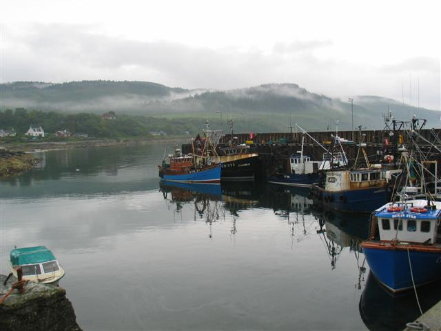 Carradale Harbour