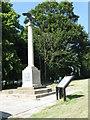 TL1690 : Norman Cross Memorial by Peter Whatley