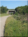 SW7345 : The A30 overbridge at Carnhot by Rod Allday