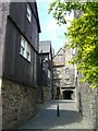 NT2673 : Bakehouse Close, Canongate by kim traynor