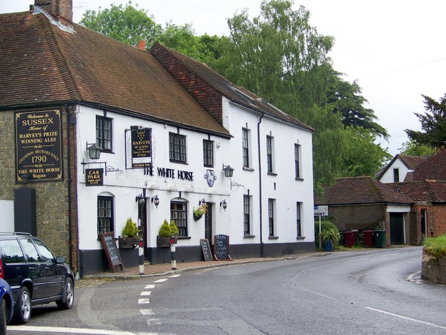 The White Horse Inn, Rogate