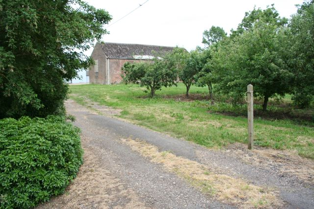 Old barn at Bedlam Farm