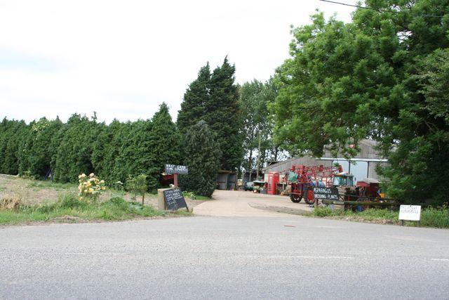 The Farm at Bedlam Corner