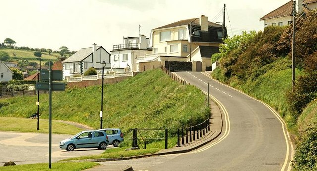 The Old Castle Road, Whitehead