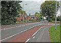 SJ4365 : Whitchurch Road by Dennis Turner