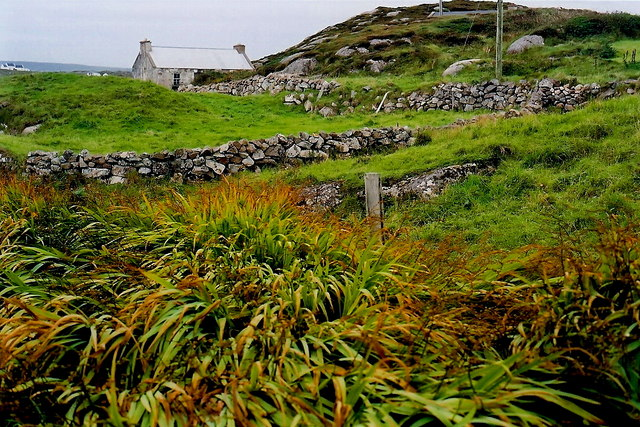 Kincasslagh Peninsula - Cottage near Inishfree Bay