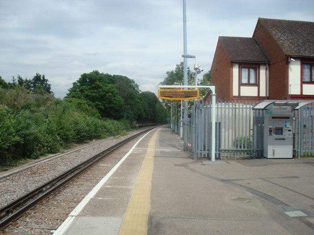 Belmont Railway Station