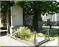 NT2673 : Robert Fergusson's grave, Canongate Kirkyard by kim traynor