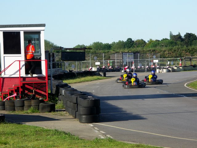 Red Lodge Go-kart centre