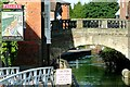 SU4767 : Below Newbury Lock by Graham Horn