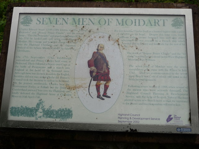 The Seven Men of Moidart