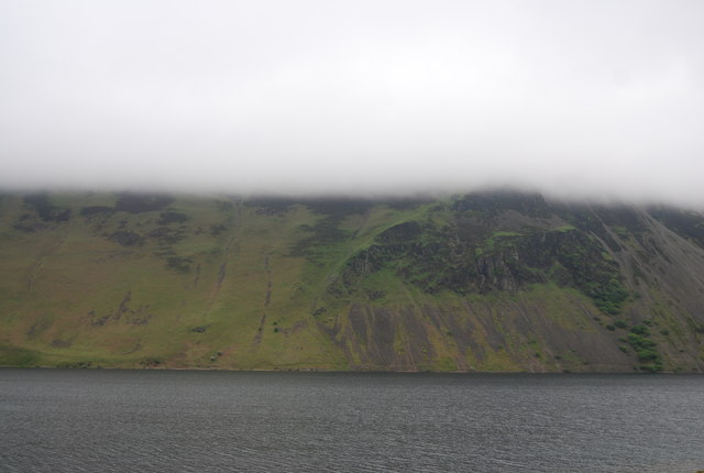 View across Wastwater