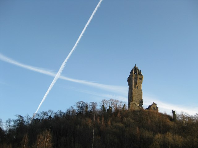 William Wallace's monument