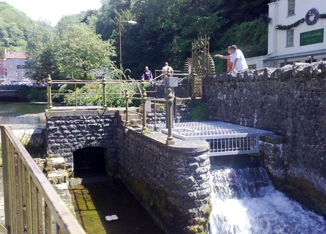 Water inlet, Cheddar