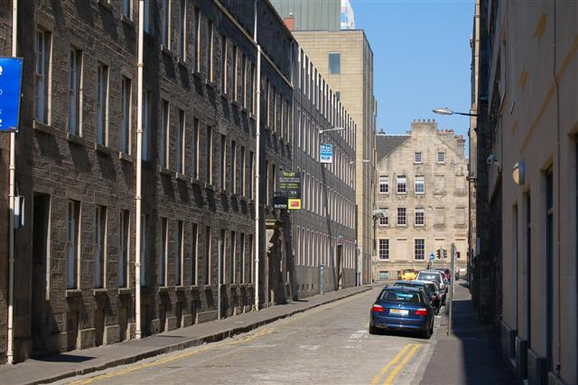 Thistle street  Edinburgh
