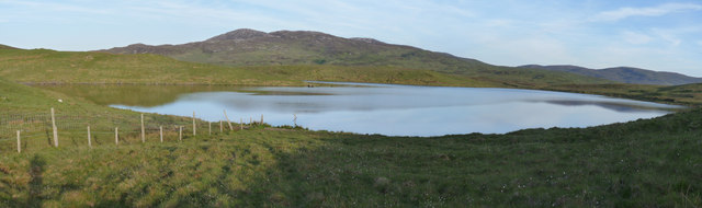 Loch Leathann - Isle of Islay