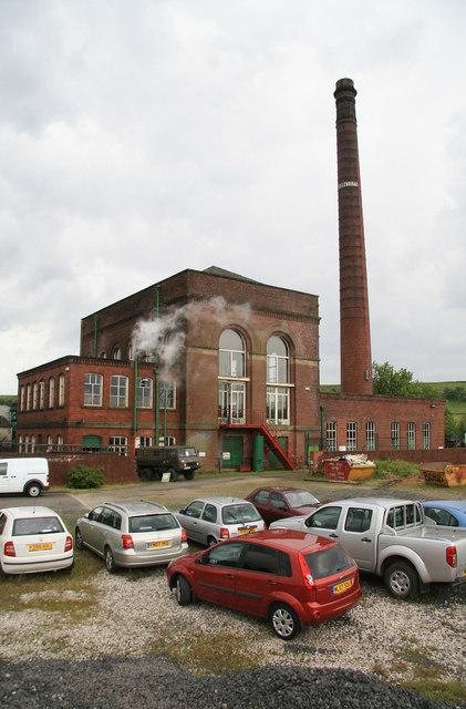 Ellenroad Engine House