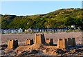 SH6015 : Barmouth Castle : Week 22