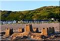 SH6015 : Barmouth Castle by Nigel Mykura
