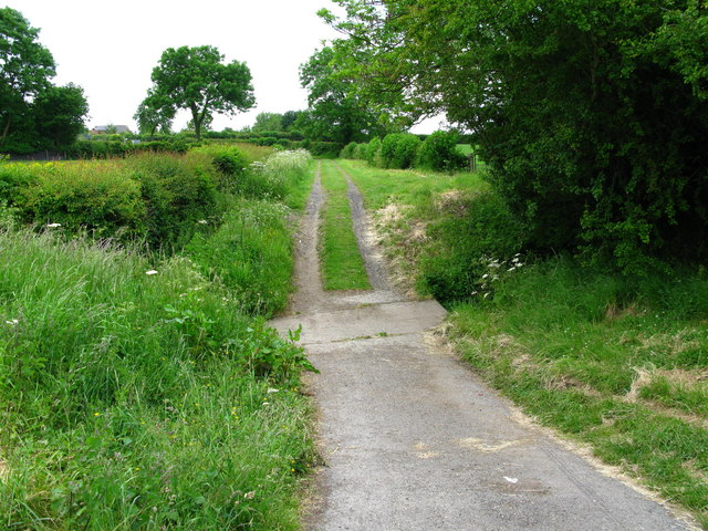 Back Lane, Dalton